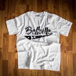 OG Bellville White Tees (Unisex) 180g