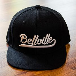 Bellville Black Closed Back