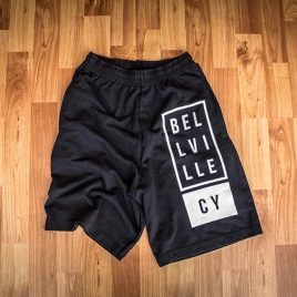 BELLVILLE CY Black Pants (Unisex)