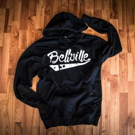 OG Bellville Black Hoodies (Unisex) 280g