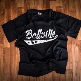 OG Bellville Black Tees (Unisex) 180g