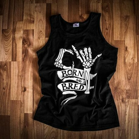 cy-born-and-bred-vests-unisex-black-white-front