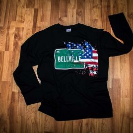 CY2LA Black Long Sleeves (Unisex) 180g <br><i>Limited Edition</i>