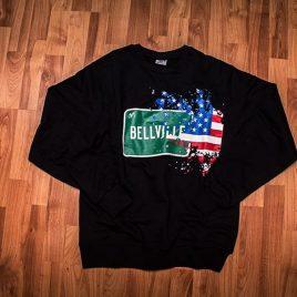CY2LA Black Sweaters<br>(Unisex) 260g