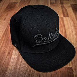 Bellville Black On Black<br>Closed Back