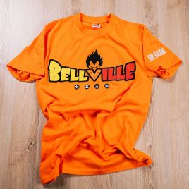 Vegeta Orange Tees<br>(Unisex) 180g<br>限量版