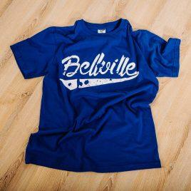 OG Bellville Nipsey Blue Tees<br>(Unisex) 180g