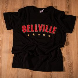 Bellville Rebirth Black Tees<br>(Unisex) 165g